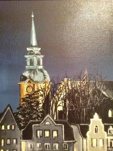 Kirche-Kappeln-Detail